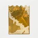 Пакет металл цветной с рисунком 30см/20см