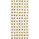 Стразы-глазки 10мм (112шт)