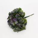 Ветка с фиолет листиками 23см (6шт)