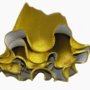 Креп металл (50см/2,5м)   накрученный