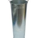 Ваза металл с ручками 11л, h=50см