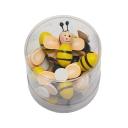 Пчелки на липучке (12шт)