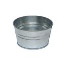 Кашпо металл 1,5л