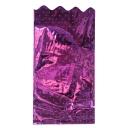 Пакет металл цветной с рисунком 28см/15см