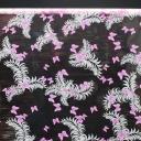 Рулон  70см цветной (бабочки)