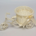 Кашпо велосипед 18см