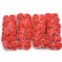 Роза из фоамирана (12шт)