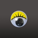 Глазки 25мм