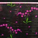 Рулон  70см цветной (орхидея)