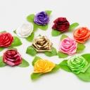 Роза 25мм простой (90шт)